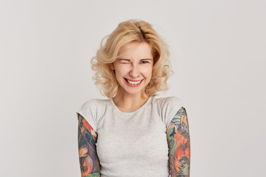 Tatuaże Mogą Być Bezpieczne Leczenieorg