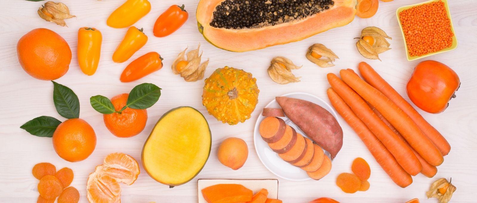 Karotenoidy chronią przed czerniakiem.